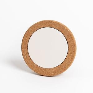 Korkuntersetzer rund, 12cm