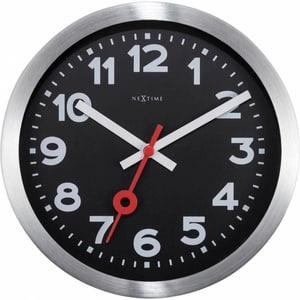 Horloge Murale Noire 35cm Dur