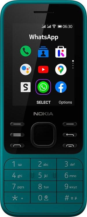 6300 4G Cyan Green