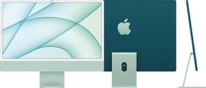 CTO iMac 24 M1 8CGPU 16GB 2TB SSD NKey MM2 green