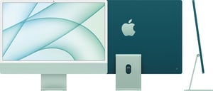 iMac 24 4.5K M1 8CGPU 512GB green