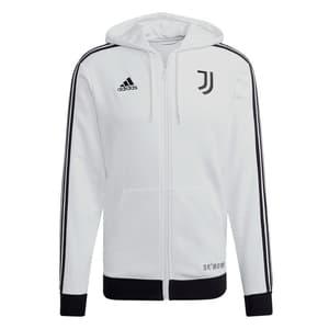 Juventus 3-Stripes Fullzip Hoody