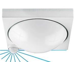 Lampe à capteur DL 750 weiss
