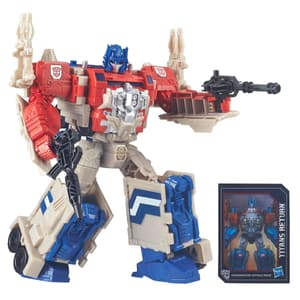 Transformers Generation Leader