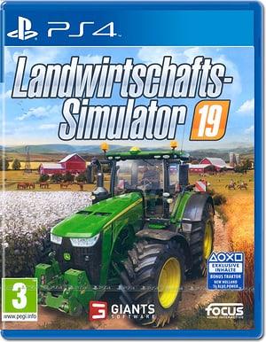 PS4 - Landwirtschafts-Simulator 19 D