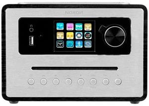 iRadio 500 CD - Schwarz