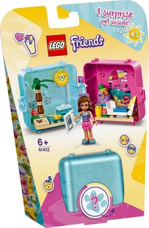 Friends Magische Würfel Le cube de jeu d'été d'Olivia 41412