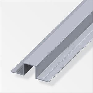 Quadrat-U 2 Schenkel 1.5 x 23.5 x 67.5 mm 180° blank 1 m