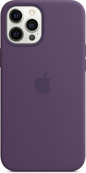 iPhone 12 Pro Max Silicone Case MagSafe Amethyst