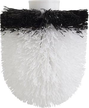 WC-Bürste Ersatzkopf schwarz