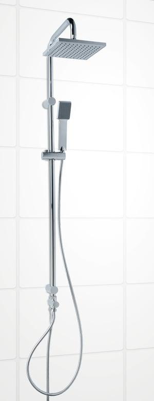 Sistema di doccia Janus