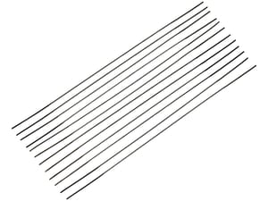 Laubsägeblätter für Metall Nr. 2 Comfort