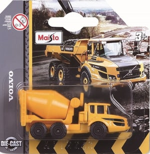 Volvo Construction mit Blister