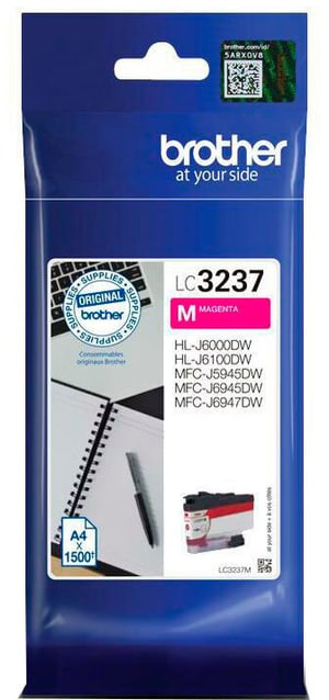 Tintenpatrone LC-3237M magenta