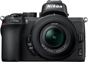 Z 50 + 16–50 mm F3.5–6.3 VR DX