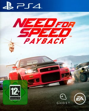 PS4 - Need for Speed - Payback D