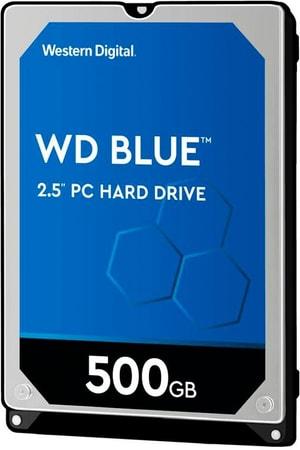"""Harddisk WD Blue 2.5"""" SATA 500 GB"""