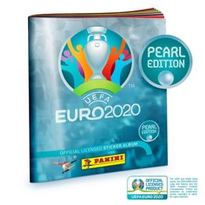 UEFA EURO 2020™ Pearl Edition official Stickeralbum