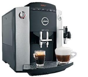 JURA Impressa F50 Platin Black Kaffeevollautomat