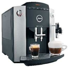 JURA Impressa F50 Platin noir Machine à café automatique