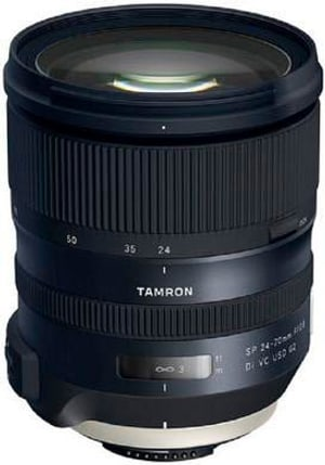 AF SP 24-70mm f / 2.8 Di VC USD G2 pour Nikon