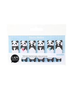 Sticky Notes Animal, Panda