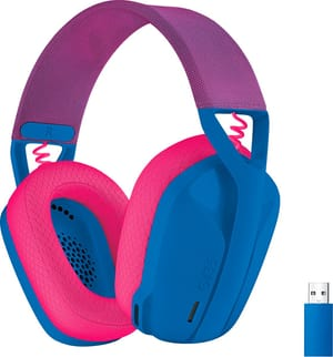 G435 LIGHTSPEED Wireless Gaming Headset (blue)