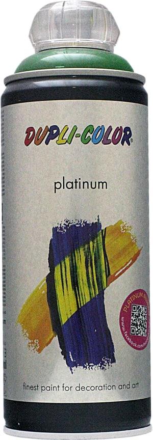 Vernice spray Platinum lucido