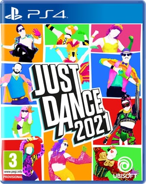 PS4 - Just Dance 2021
