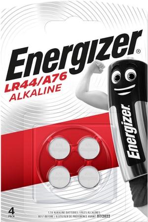Alkaline LR44/A76 1.5 V 4 Stk. Knopfzelle