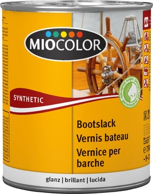 Bootslack Farblos 750 ml