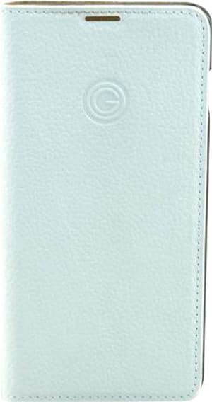 Book-Cover MARC Leather white