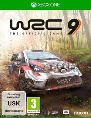 World Rally Championship (WRC) 9