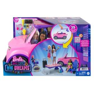 Big City Dreams SUV, Auto inkl. Bühne und Zubehör, Spielset