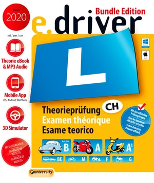 e.driver 2020 Bundle Edition D/F/I/E
