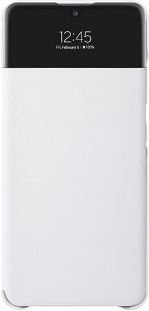 Smart S View Wallet Cover White