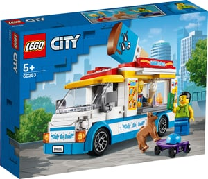 CITY 60253 Ice-cream Truck