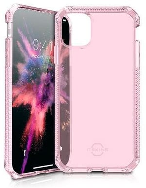 Hard Cover SPECTRUM CLEAR light pink