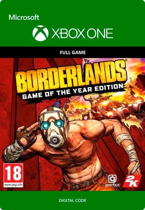 Xbox One - Borderlands Game of the Year Edition