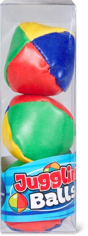 Jonglierbälle 3er Pack