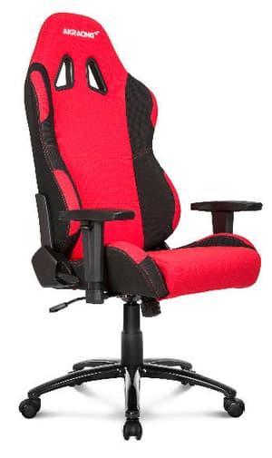 Prime siège de jeu rouge / noir