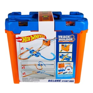 Hot Wheels Track Builder Unlimited Mega Stunt Box