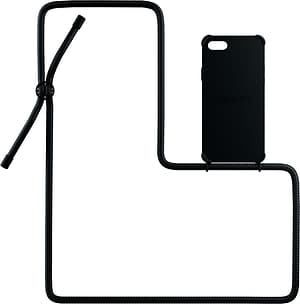 Necklace Case All Black iPhone 7 / 8 / SE (2020)