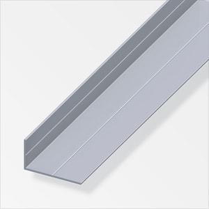 Winkel-Profil ungleichschenklig 35.5 x 65.6 mm blank 1 m