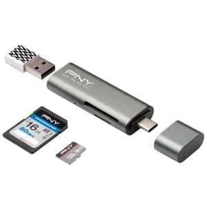 Lecteur de carte mémoire Typ C / Adaptateur USB