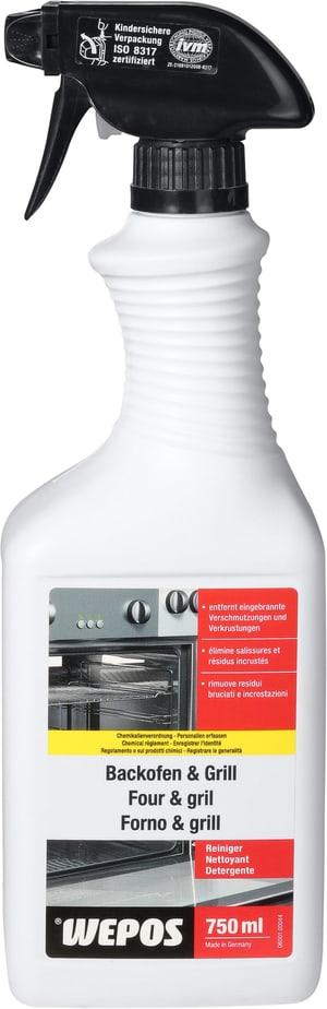 Detergente per forno e grill
