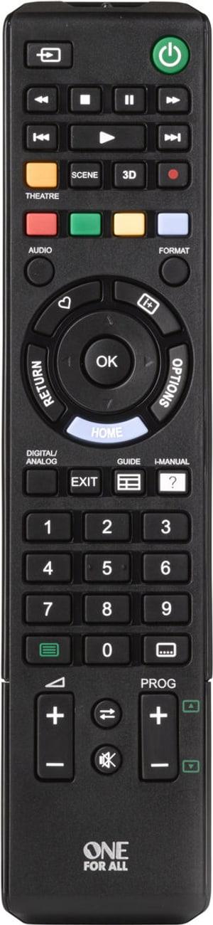 URC1912 Télécommande de remplacement pour téléviseur Sony