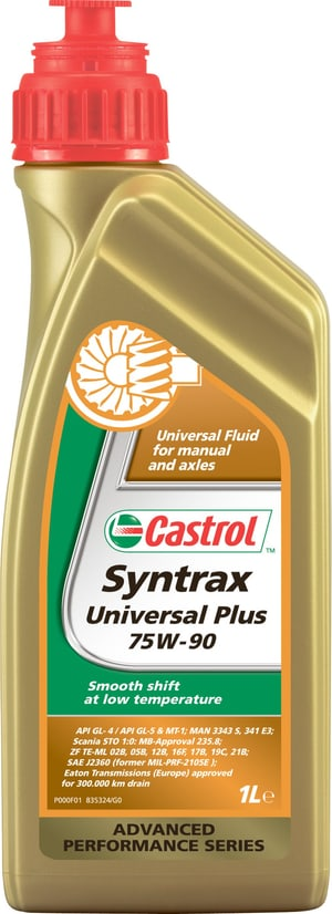 Syntrax Universal Plus 1 L