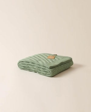 Decke Baumwolle