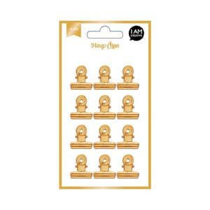 Clips or, 12 pcs.